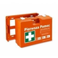 Apteczka p/pomocy w walizce ABS K18 2 x DIN 13164 PLUS