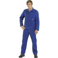 Bluza robocza dla spawaczy PLANAM 500 g/m2 /szary/