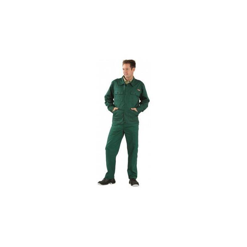 MG 290 Bluza robocza PLANAM /zielona/