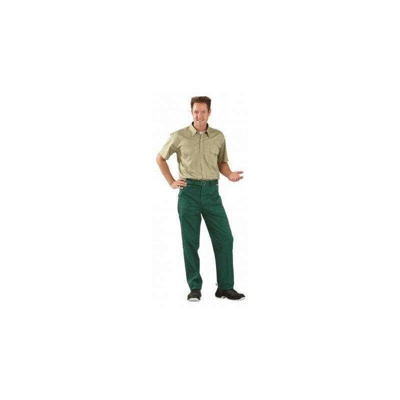 MG 290 Spodnie do pasa PLANAM /zielone/