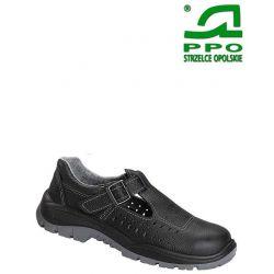 Sandały bezpieczne z metalowym podnoskiem wz.41