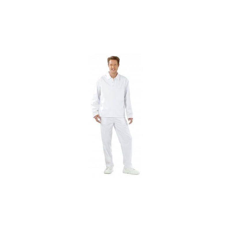 FOOD Bluza biała dla p/spożywczego PLANAM