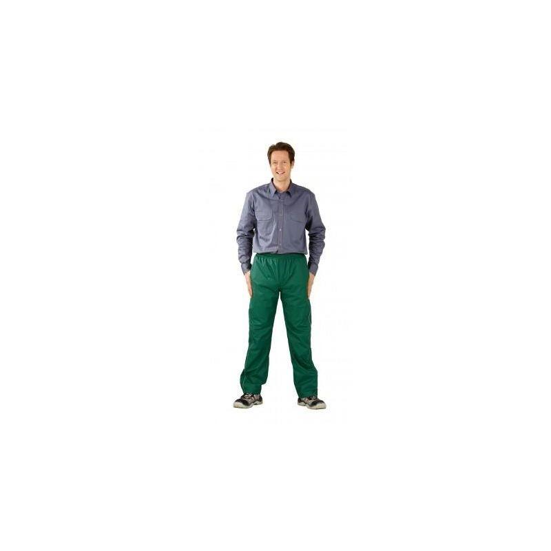 MONSUN spodnie p/deszczowe PLANAM /zielone/