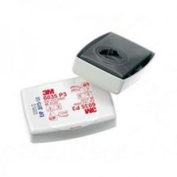 Filtr wstępny przeciwpyłowy 3M 6035  P3
