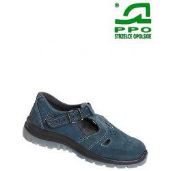 Sandały bezpieczne z metalowym podnoskiem wz.251W