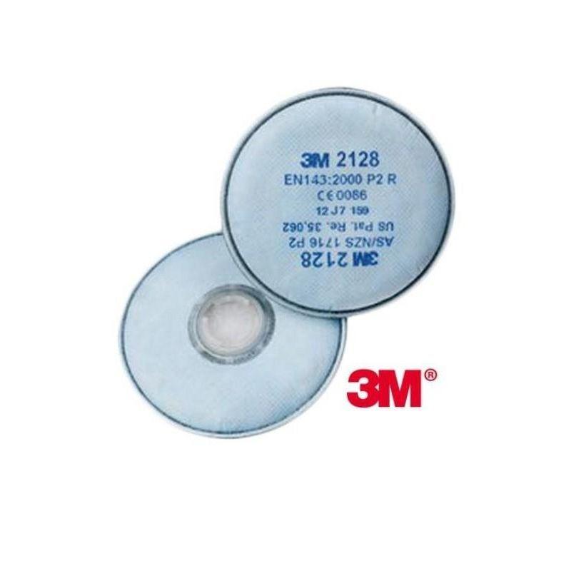 Filtr przeciwpyłowy P2 3M 2128 A'2