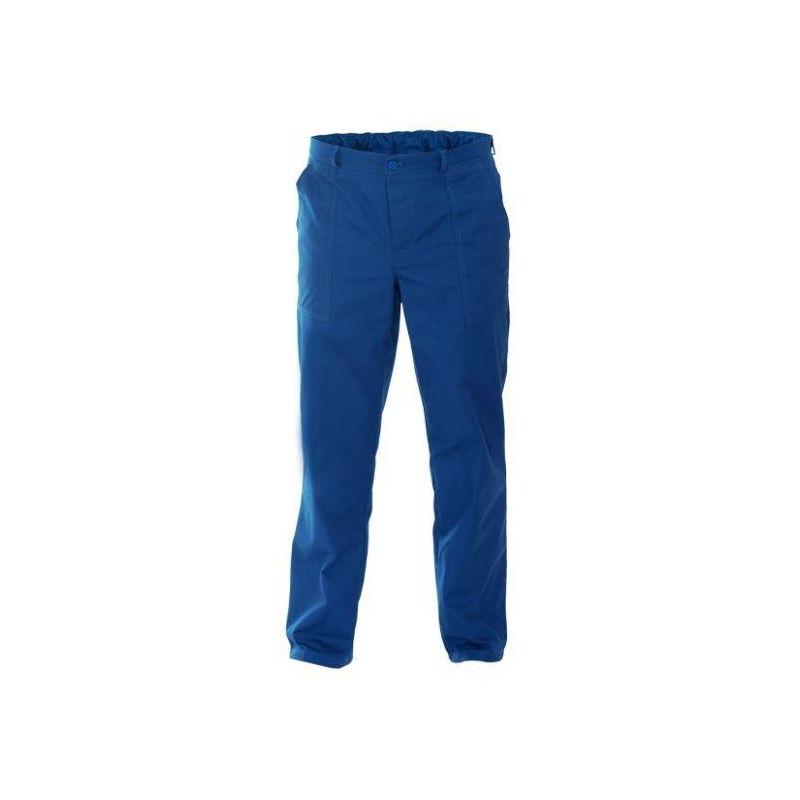 Spodnie do pasa NORMAN 10510 /niebieskie/