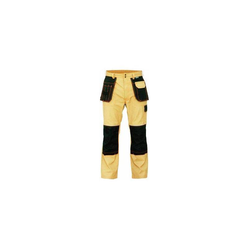 Spodnie robocze do pasa FACHOWIEC 10505