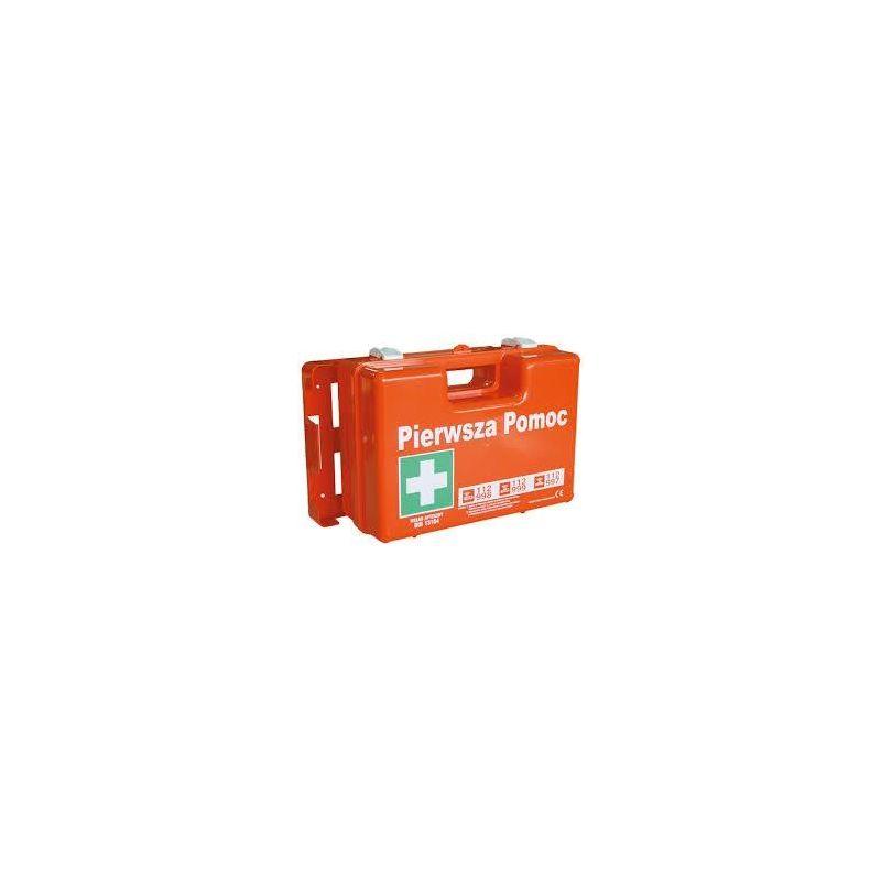 Apteczka p/pomocy w walizce DIN 13164 K-10 PLUS