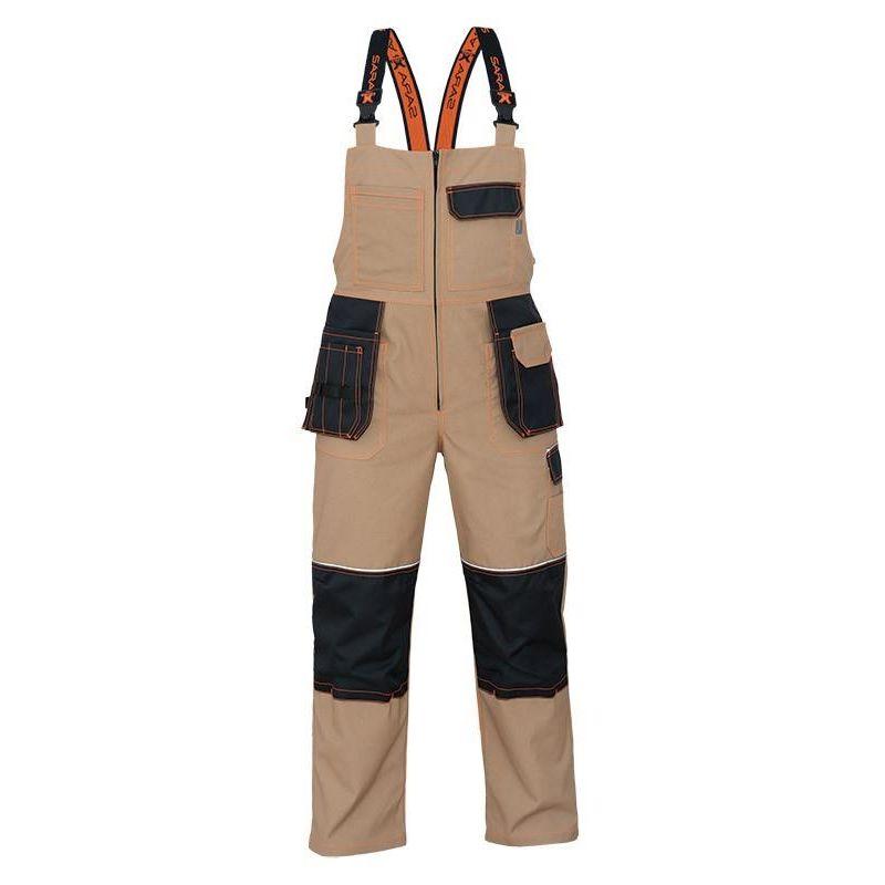Spodnie ogrodniczki FACHOWIEC 10305