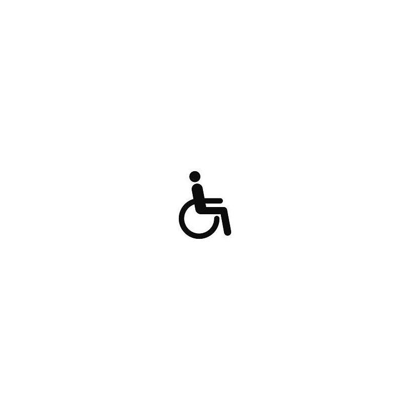 Inwalida.Płyta 15x15cm