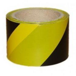 Taśma czarno-żółta samoprzylepna 33m szer.5cm