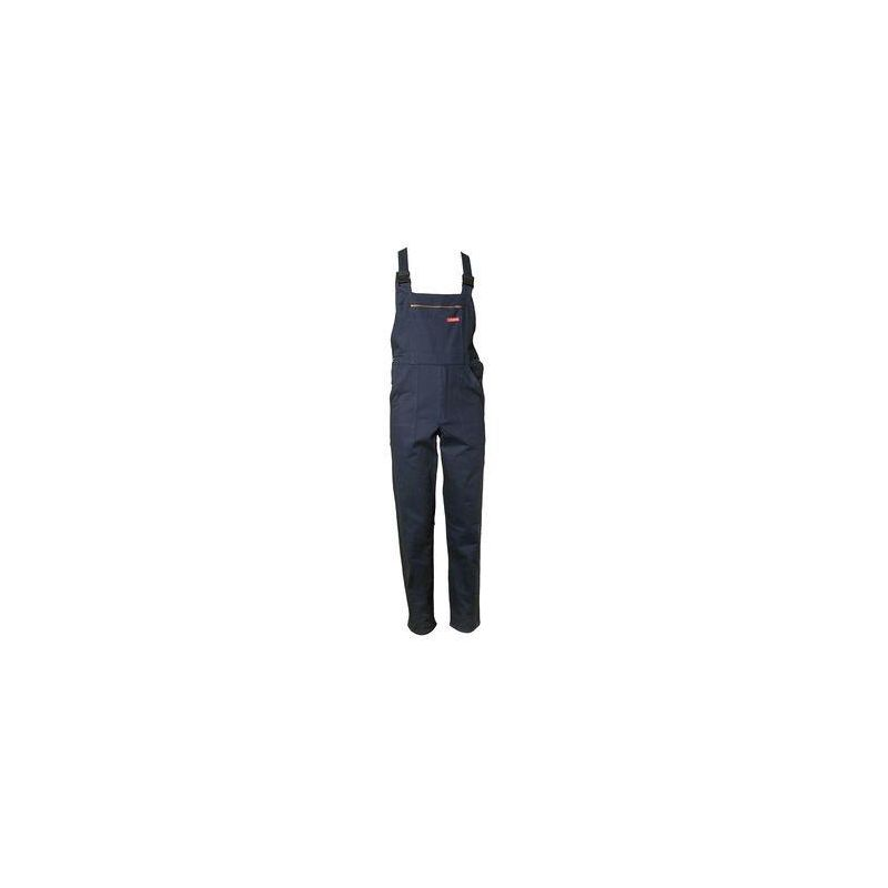 BW290 Spodnie ogrodniczki PLANAM /granatowe/