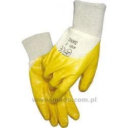 Rękawice Sand kat.2 180 nitrylowa lekka