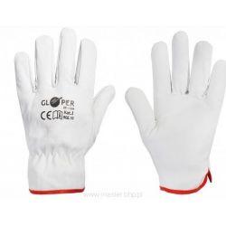 Rękawice wz. skórą kozią  GLOPER ZE-1206