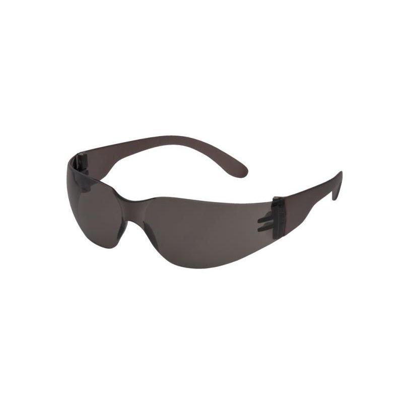 Okulary ochronne p/słoneczne z czarną soczewką PW32 BKR