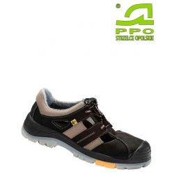 Sandały bezpieczne z podnoskiem kompozytowym chroniące przed efektem ESD wz.701