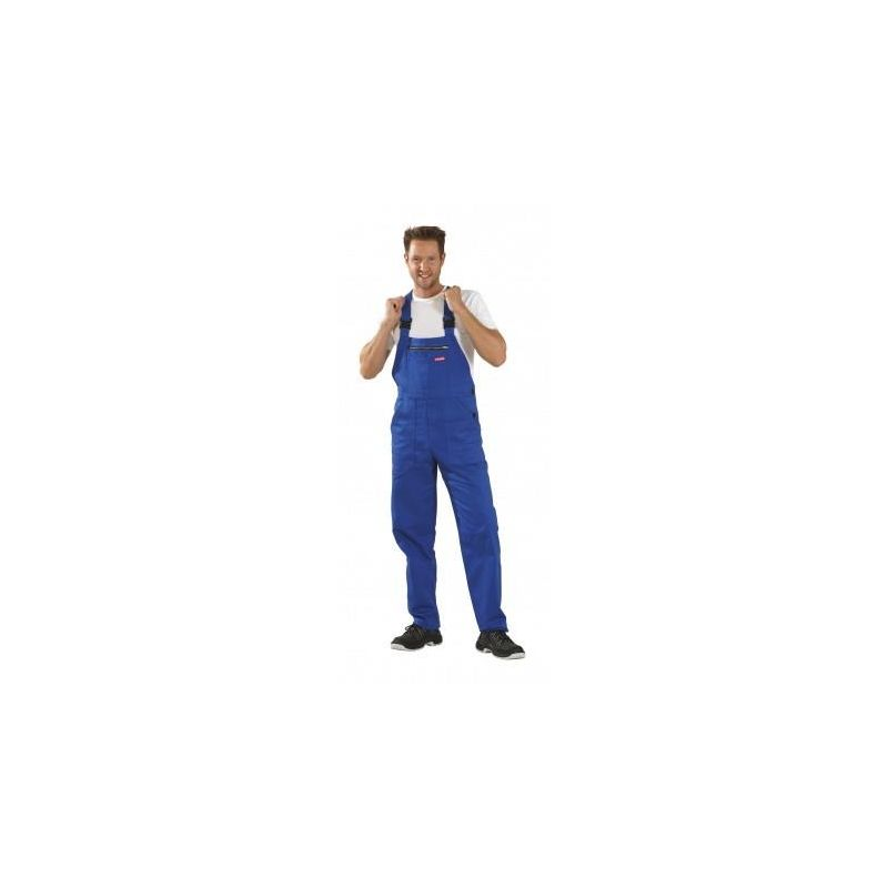 BW290 Spodnie ogrodniczki PLANAM /chabrowe/
