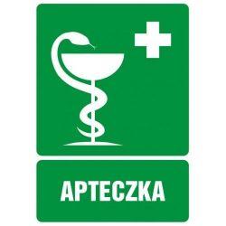 Apteczka pierwszej pomocy 5,25x7,4 folia