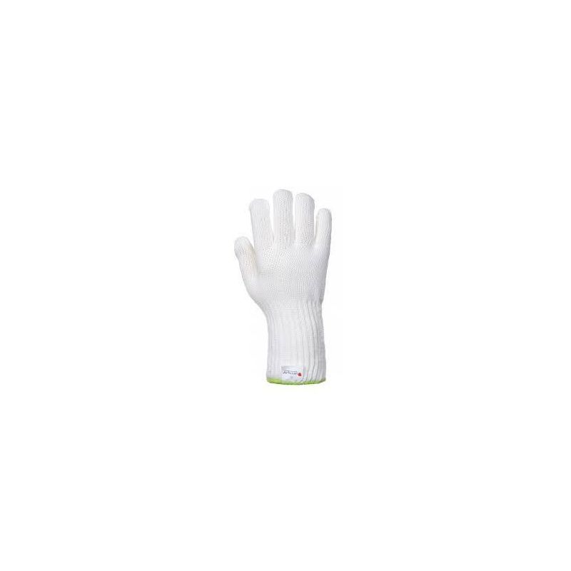 Rękawice bawełniane odporne na temperaturę 250 C A590 Kat.2 EN388, EN407