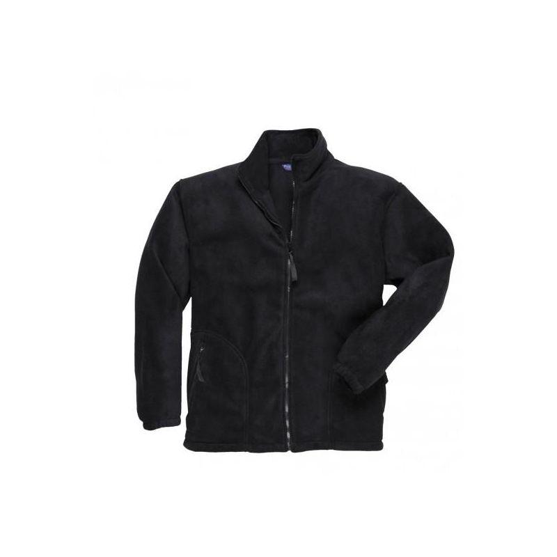 Bluza polarowa CZARNA ARGYLL 400/G  F400