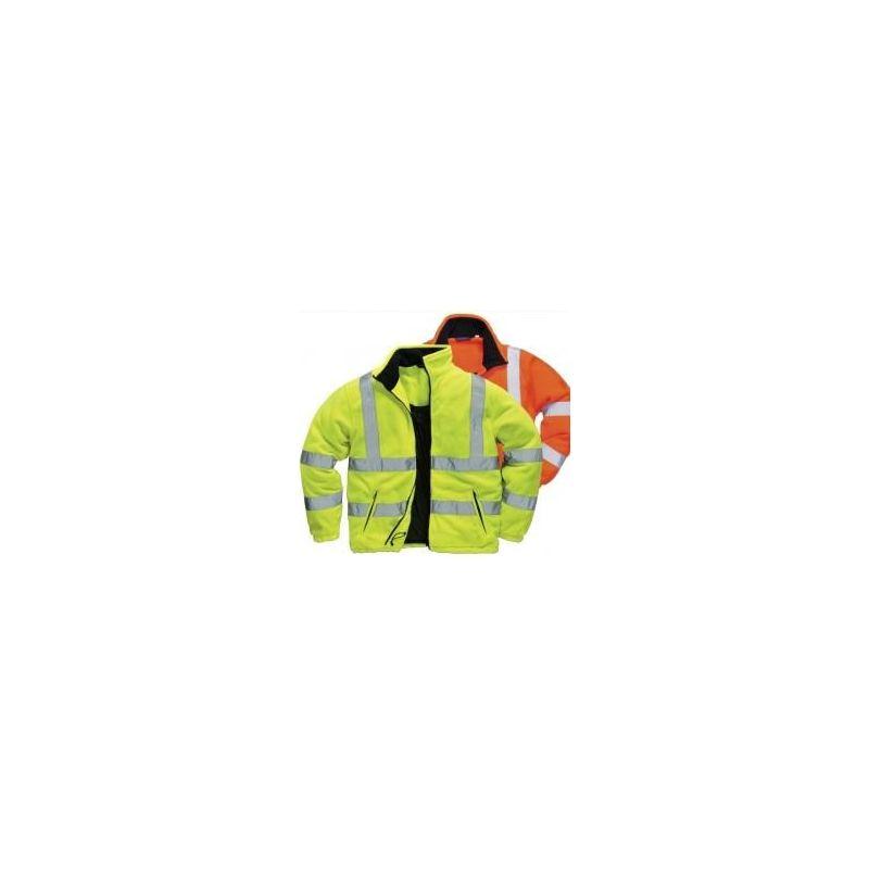 Bluza polarowa ostrzegawcza PORTWEST F300