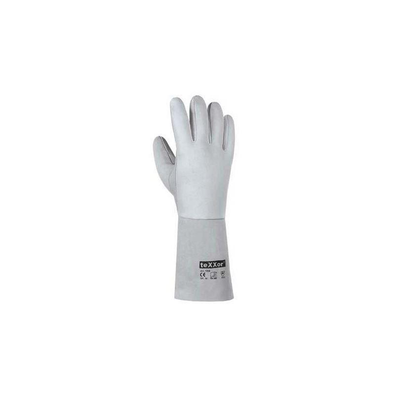 Rękawice spawalnicze TEXXOR z koziej skóry