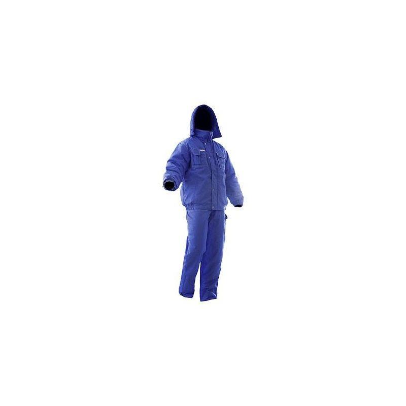 Ubranie BRIXTON SNOW niebieskie