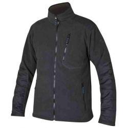 Bluza polarowa jednokolorowa /czarna/ 4TECH 250 g/m