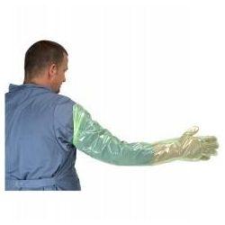 Rękawice 95 cm KRUTEX GREEN SOFT A'100 szt