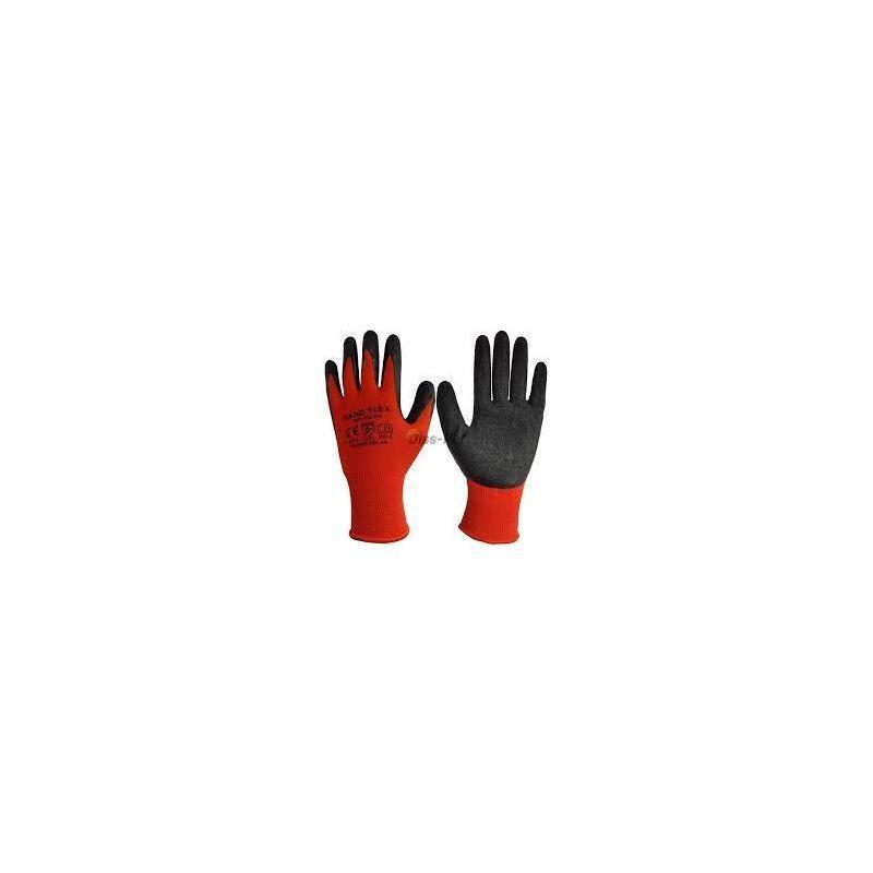 Rękawice HAND FLEX RED