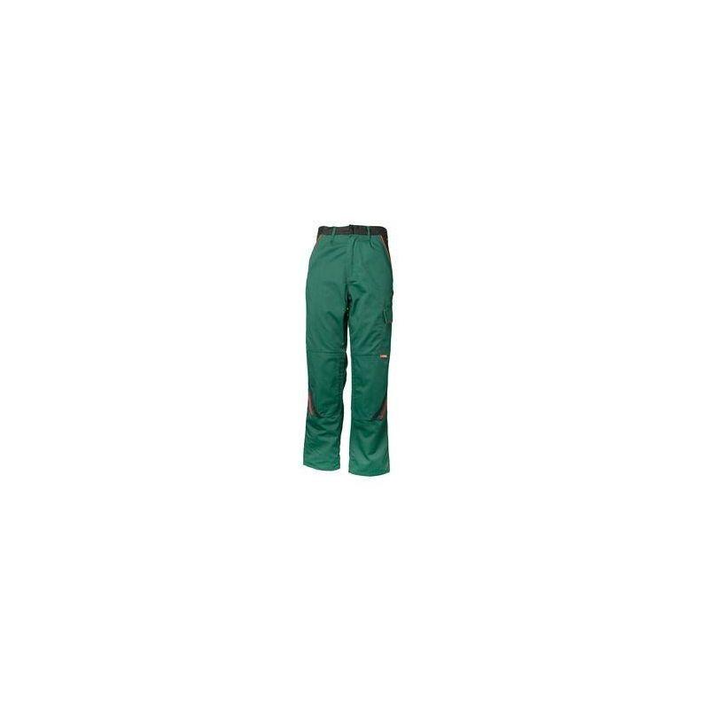 HIGHLINE Spodnie do pasa PLANAM /zielony/czarny/czerwony/