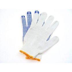 Rękawice dziane nakrap/jednostronne 1012