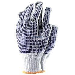 Rękawice dziane nakrap/obustronnie